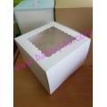 กล่องเค้ก 1 ปอนด์(bj)สูง