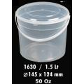 กระป๋องหูหิ้ว 1500 ml(1630)