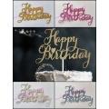 ป้าย Happy Birthday