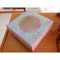 กล่องเค้ก 3 ปอนด์(bj)