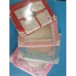 กล่องเค้กโบราณ 6 ชิ้น