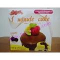 1 minute cake