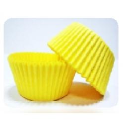 กระทงจีบสีเหลือง