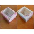 กล่องคัพเค้ก 2 ช่อง(Pro)